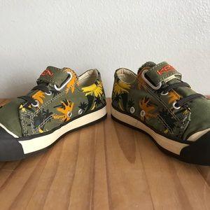 Keen Shoes - KEEN Toddler Coronado Palm Print